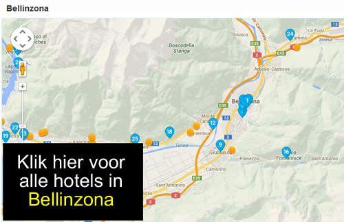 hotel bellinzona A2 zwitserland