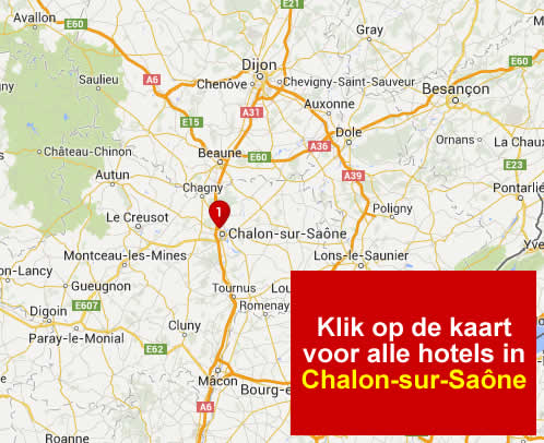alle hotels in Chalon Sur Saone