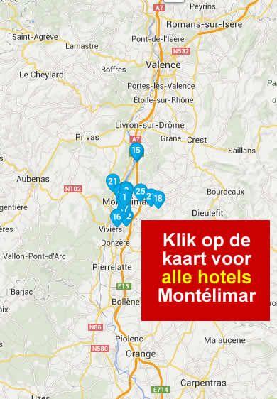 overnachtingshotel Montelimar A7/E15