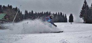 wintersport Skiën