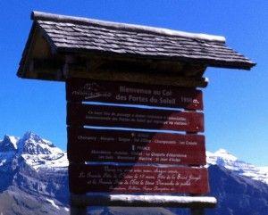Portes du Soleil Zwitserland