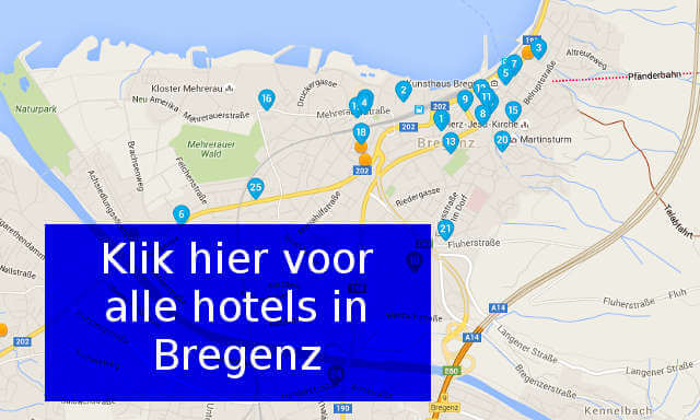 Hotels in Bregenz