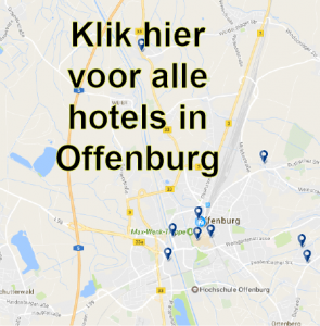 Overnachtingshotel Offenburg A5