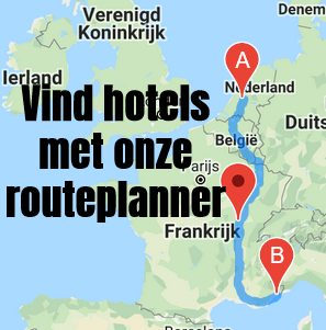 hotel routeplanner